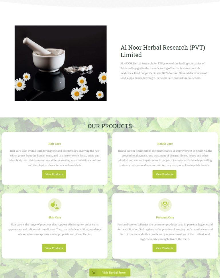 Alnoor herbal