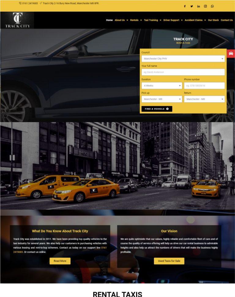 rental taxi